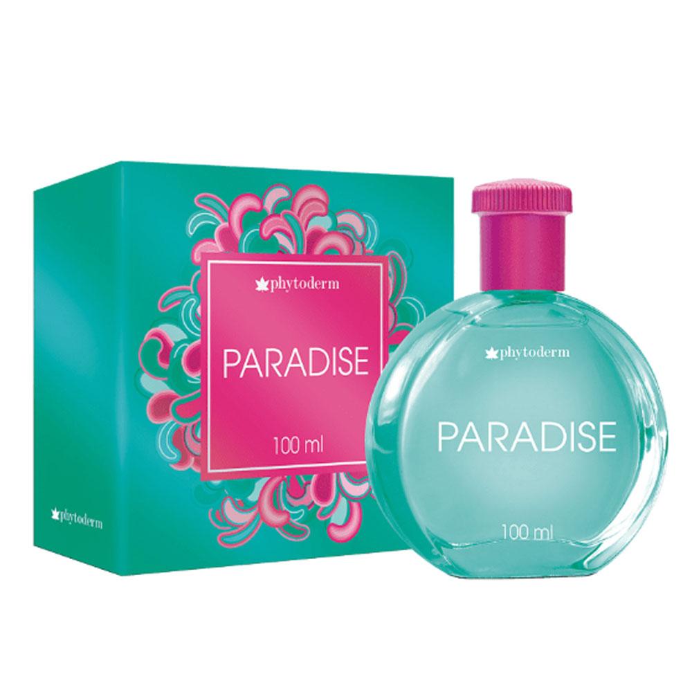 Perfume Colonia Feminino Deo Col Phyto Paradise 100ml - Phytoderm
