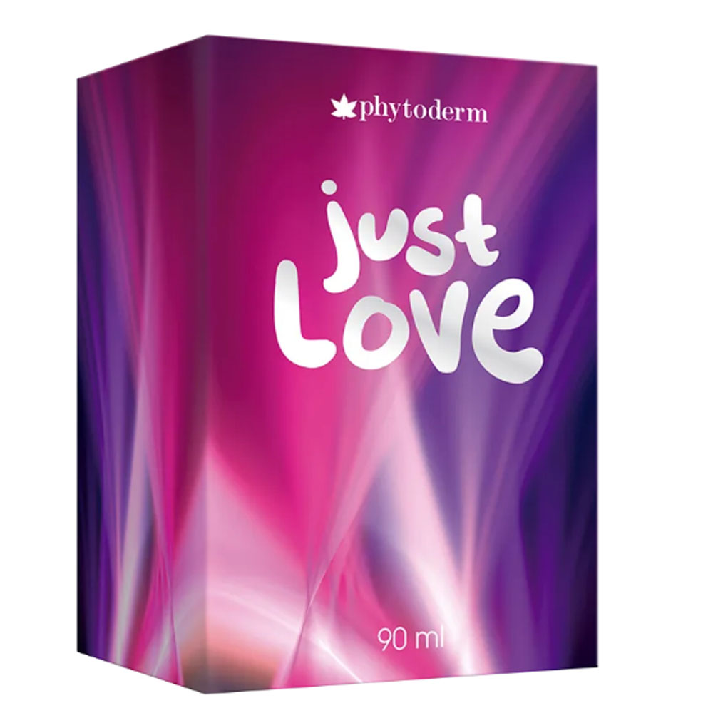 Perfume Colonia Feminio Deo Col Just Love 90ml - Phytoderm