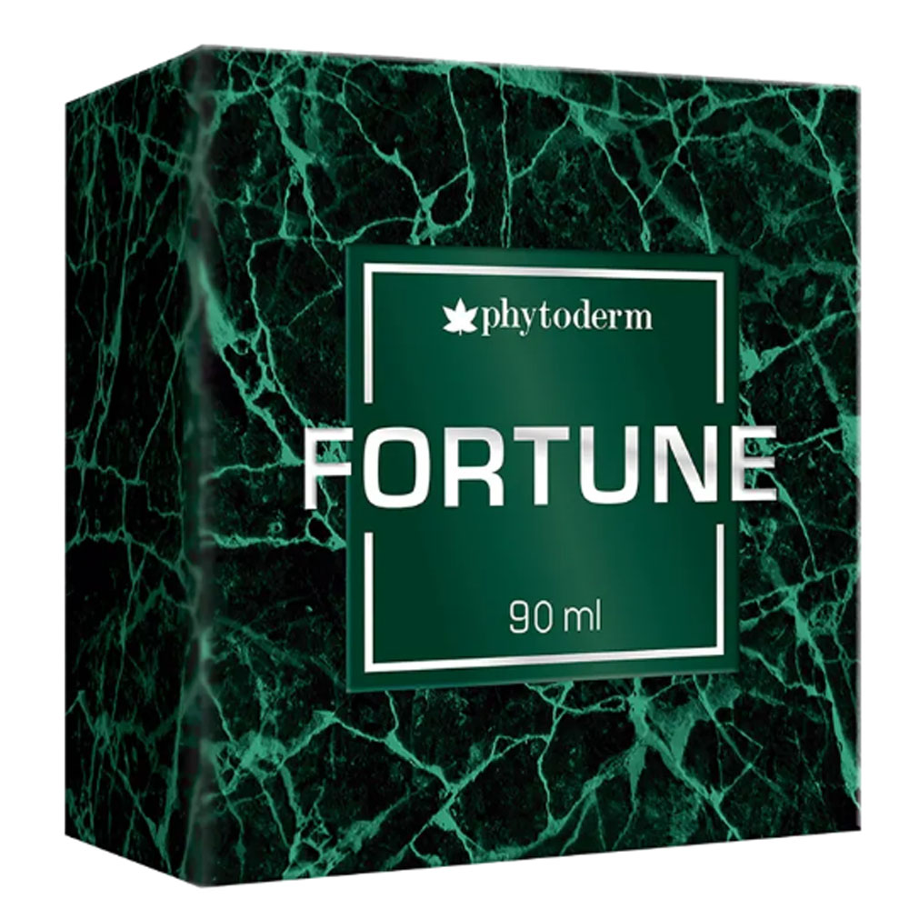 Perfume Colonia Masculina Fortune 90ml - Phytoderm