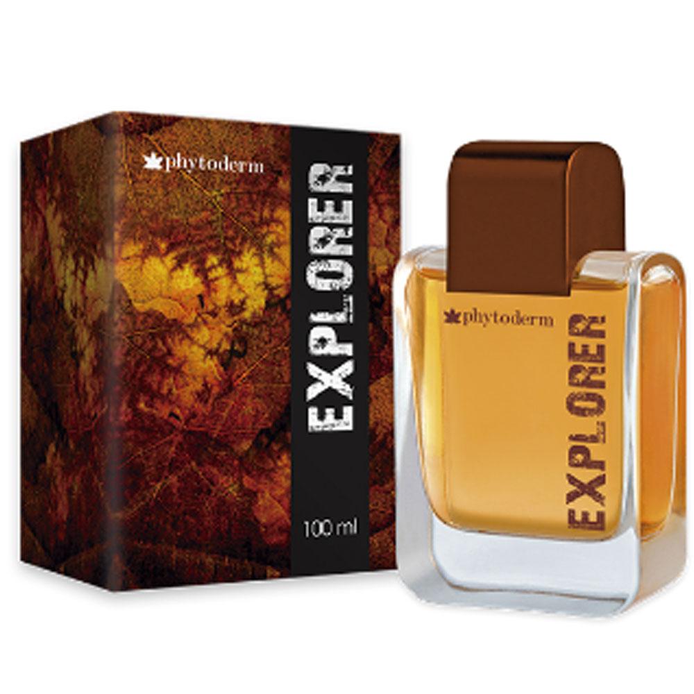 Perfume Colonia Masculino Deo Col Phyto Explorer 100ml - Phytoderm