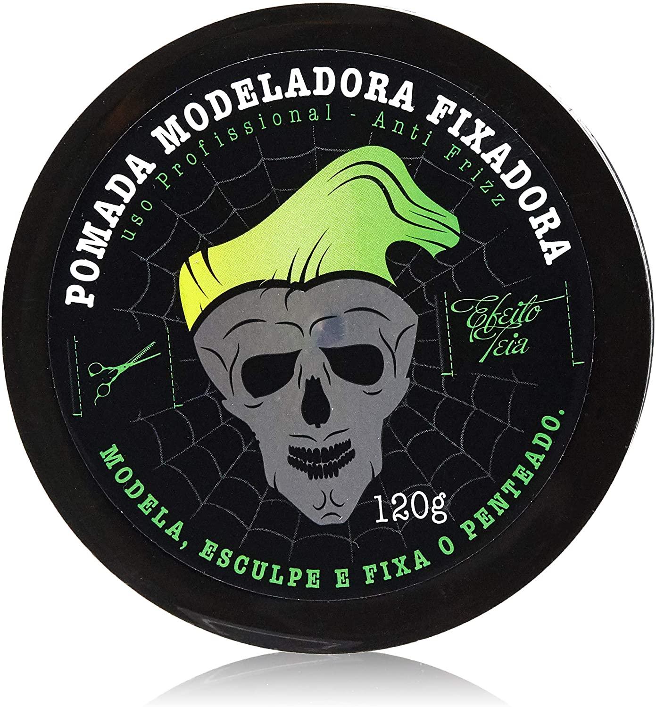 POMADA MODELADORA FIXADORA STUDIO HAIR EFEITO TEIA 120G
