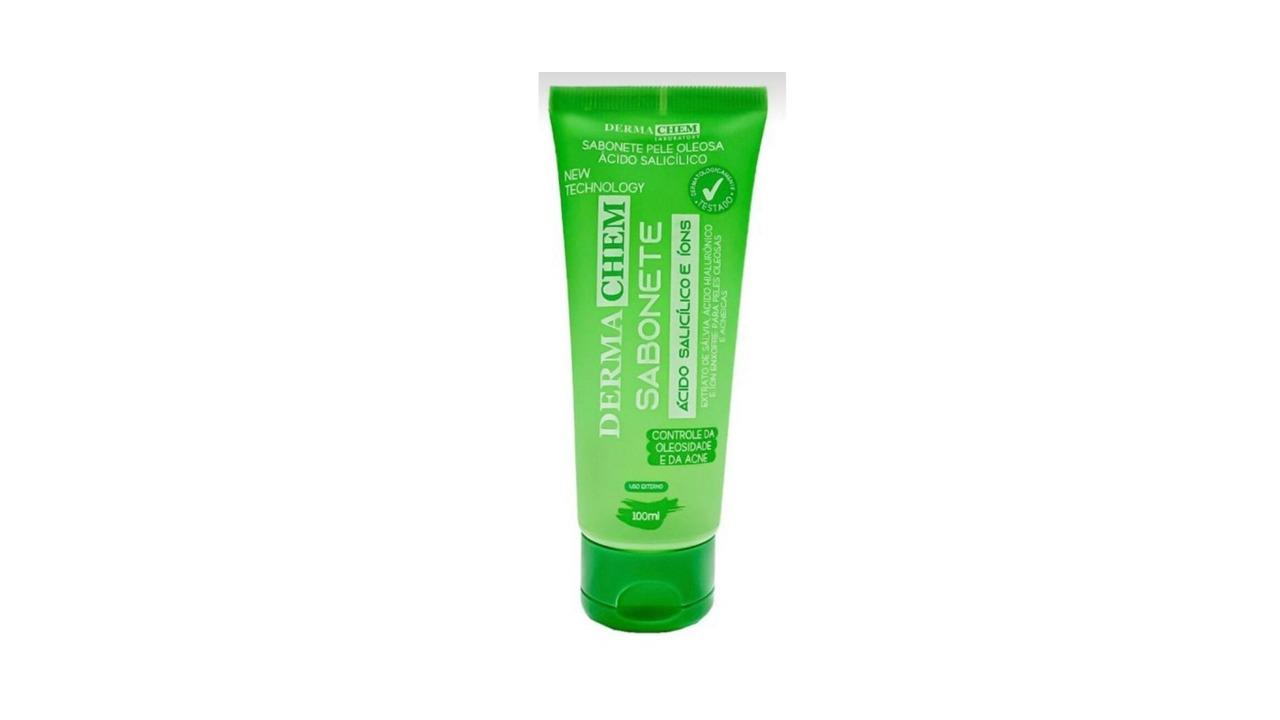 Sabonete Dermachem Ácido Salicílico Antioleosidade Premium 100 ML