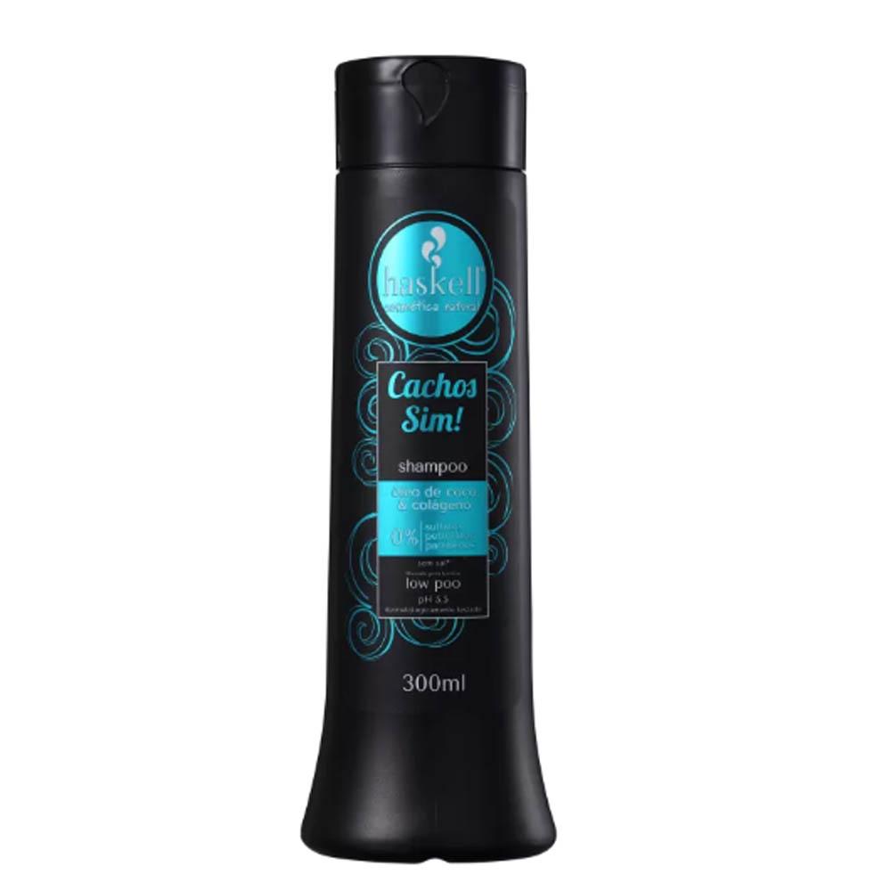 Shampoo Cachos Sim 300ml - Haskell