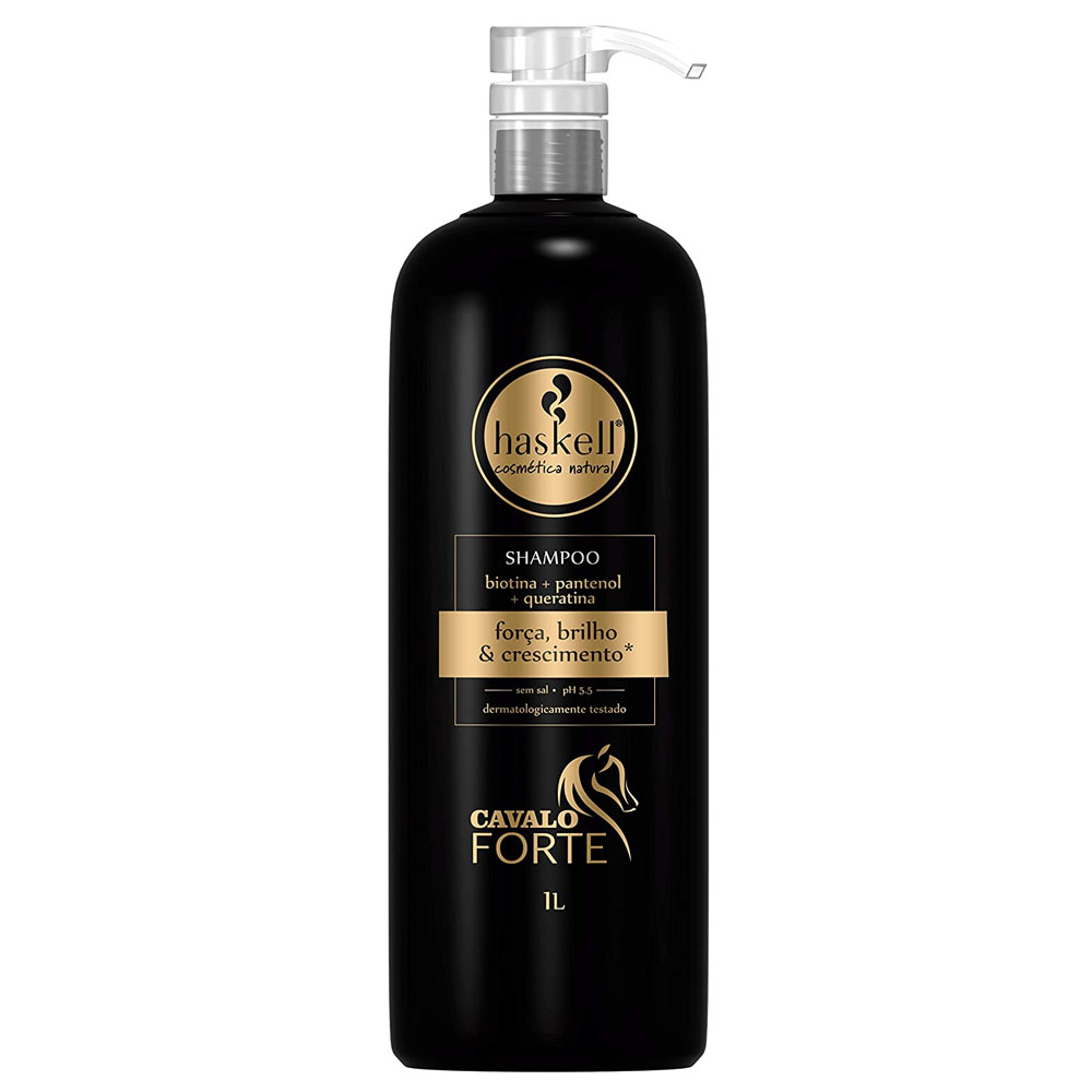 Shampoo Cavalo Forte 1L - Haskell