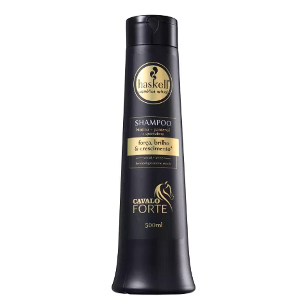 Shampoo Cavalo Forte 500ml - Haskell