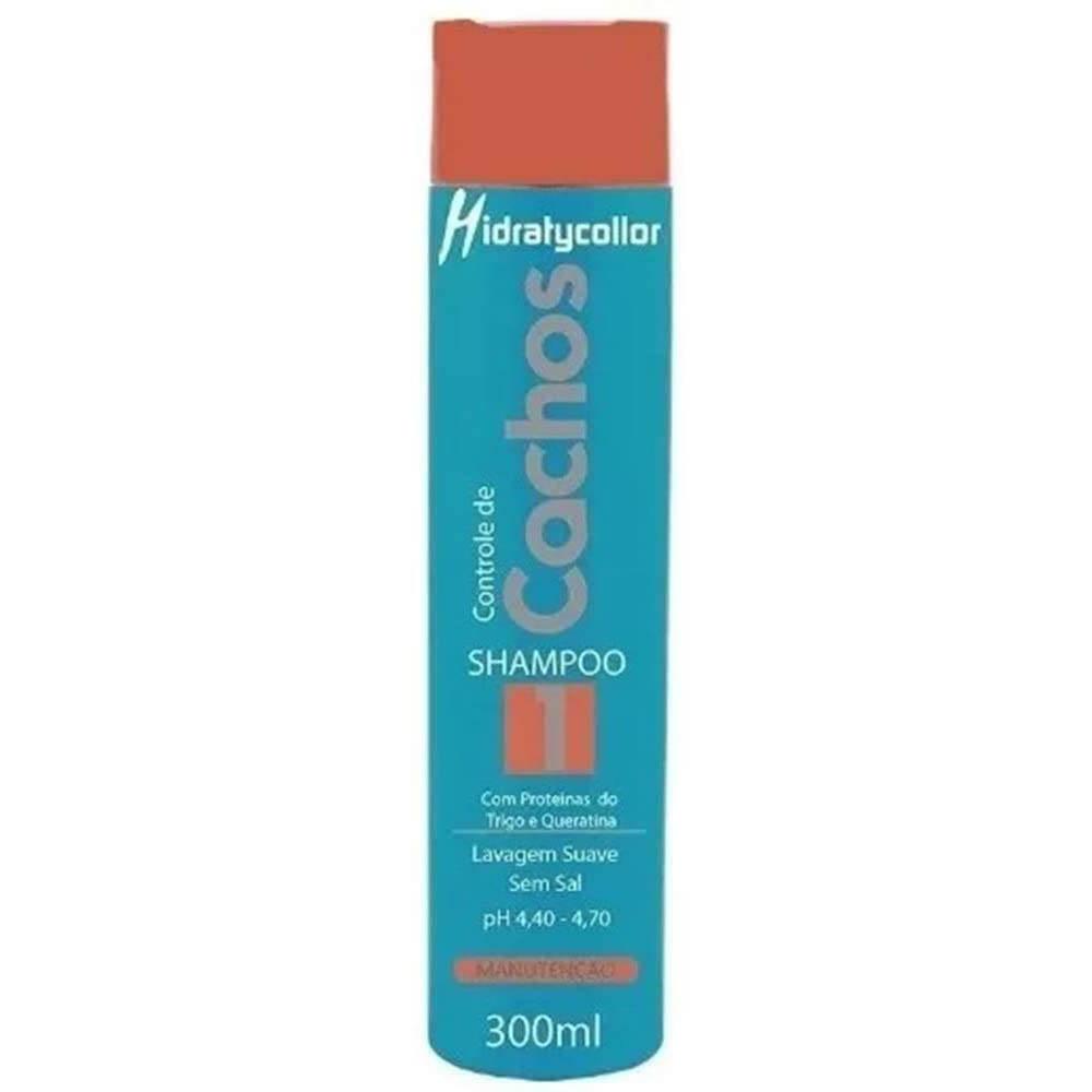 Shampoo Controle de Cachos HidratyLife 300ml N1 - Mairibel
