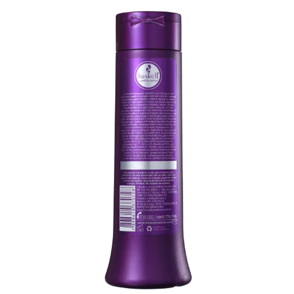 Shampoo Equilibra 300ml - Haskell