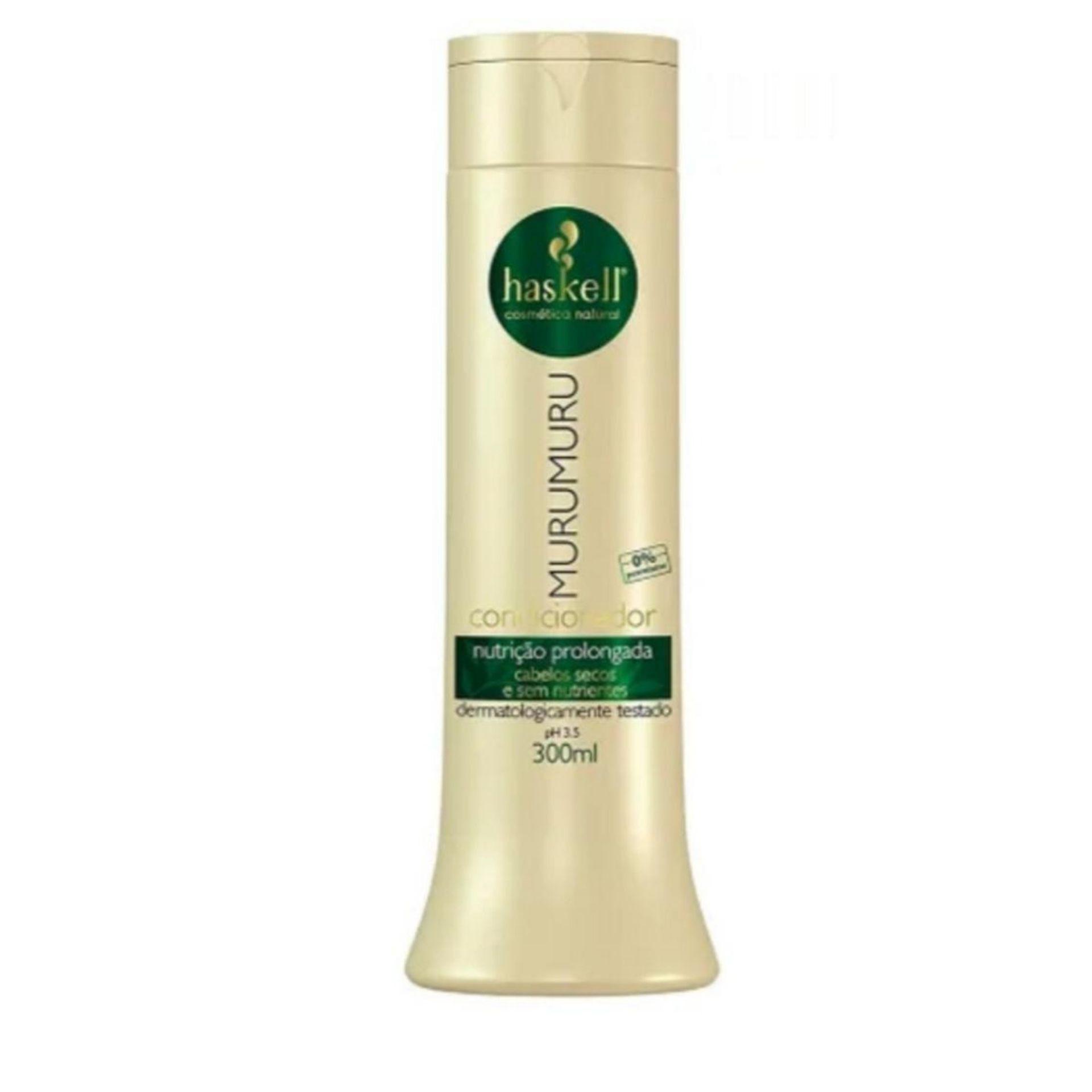 Shampoo Murumuru  Nutrição Prologada Haskel300ML