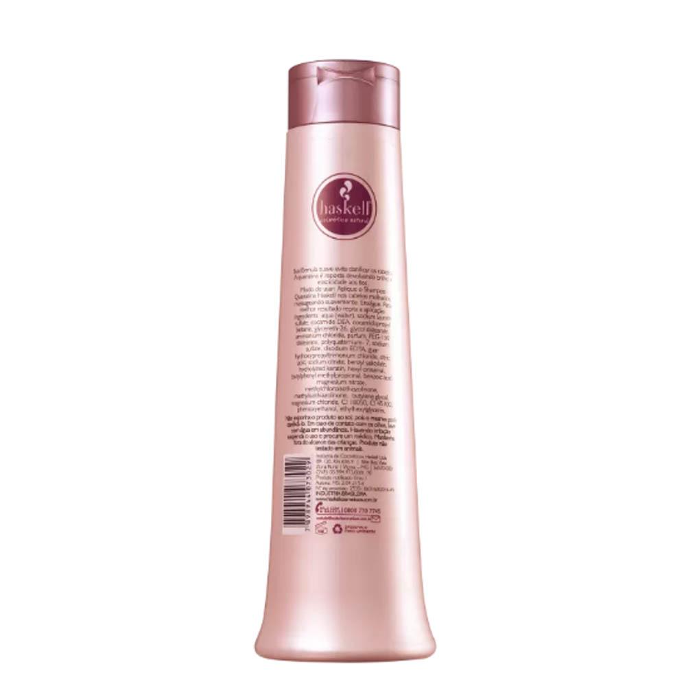 Shampoo Queratina 500ml - Haskell
