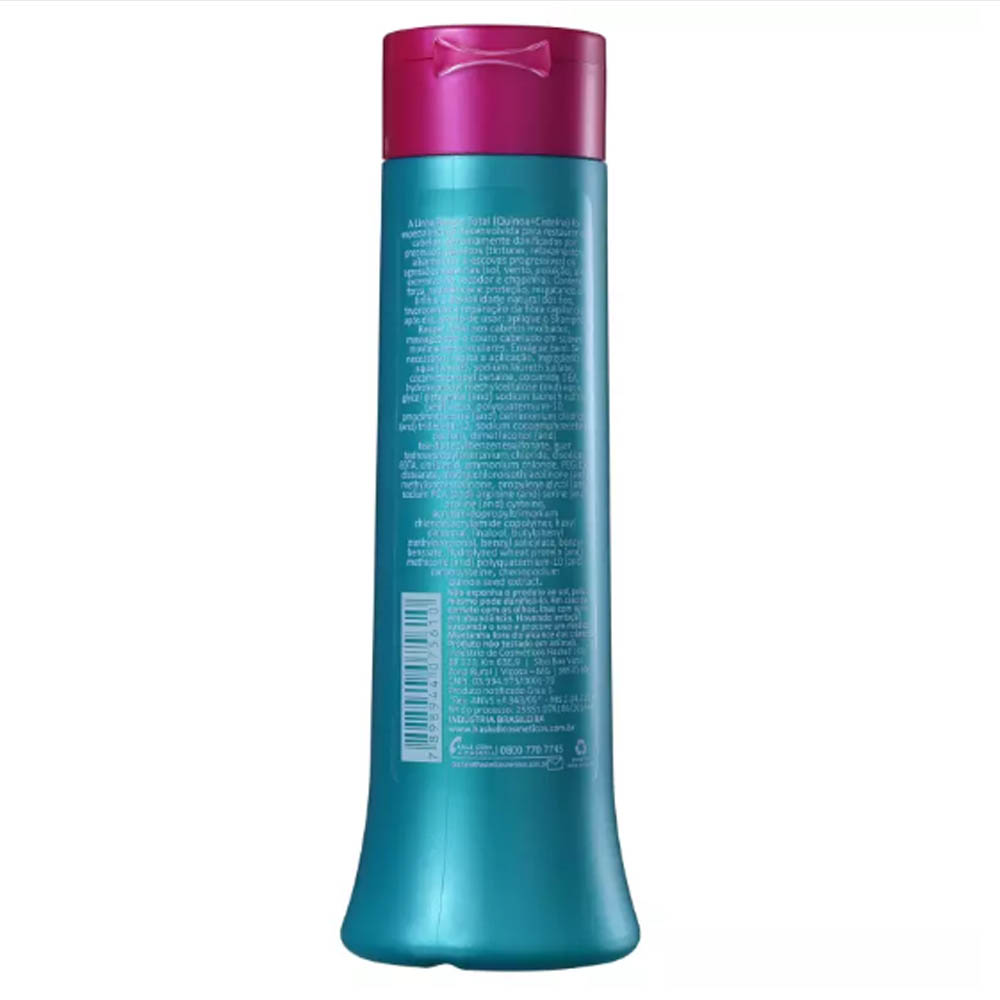 Shampoo Resgat Total 300ml - Haskell
