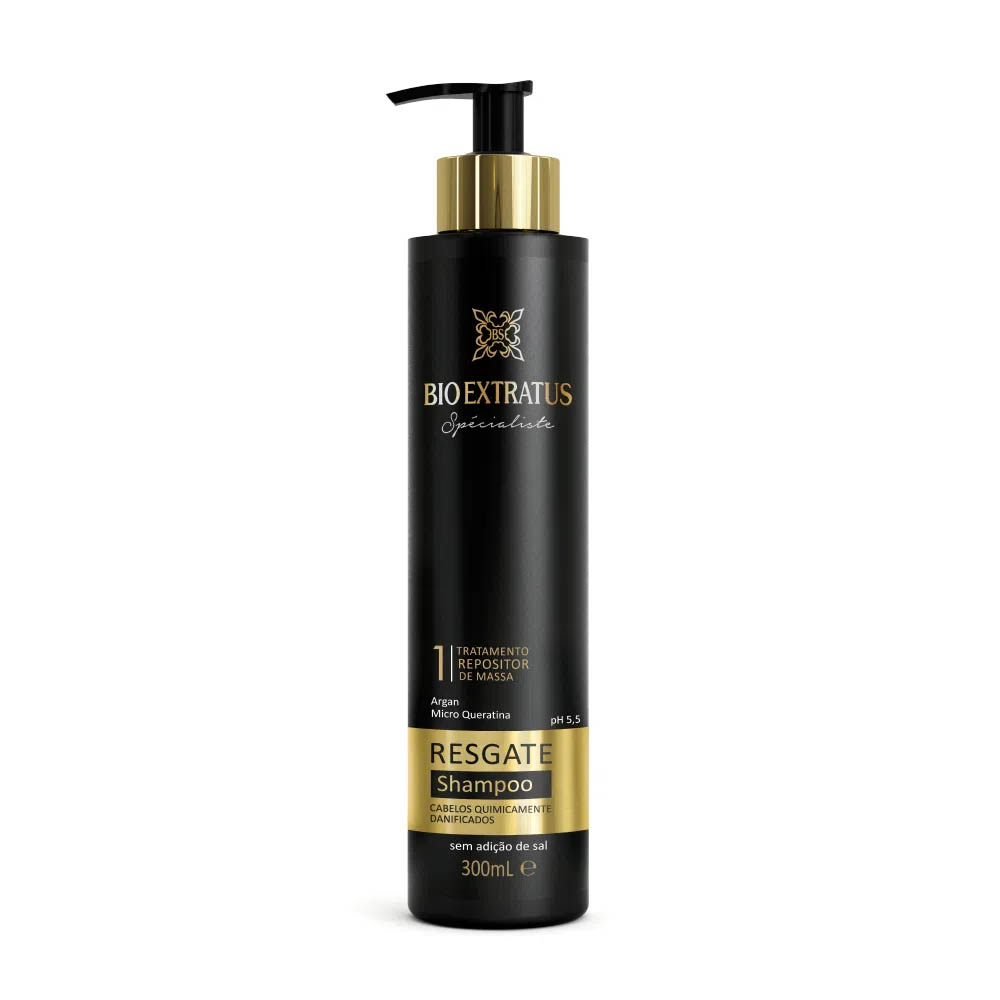 Shampoo Specialiste Resgate 300ml - Bio Extratus