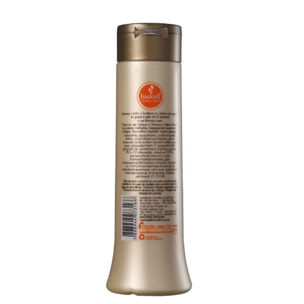 Shampoo Tutano 300ml - Haskell