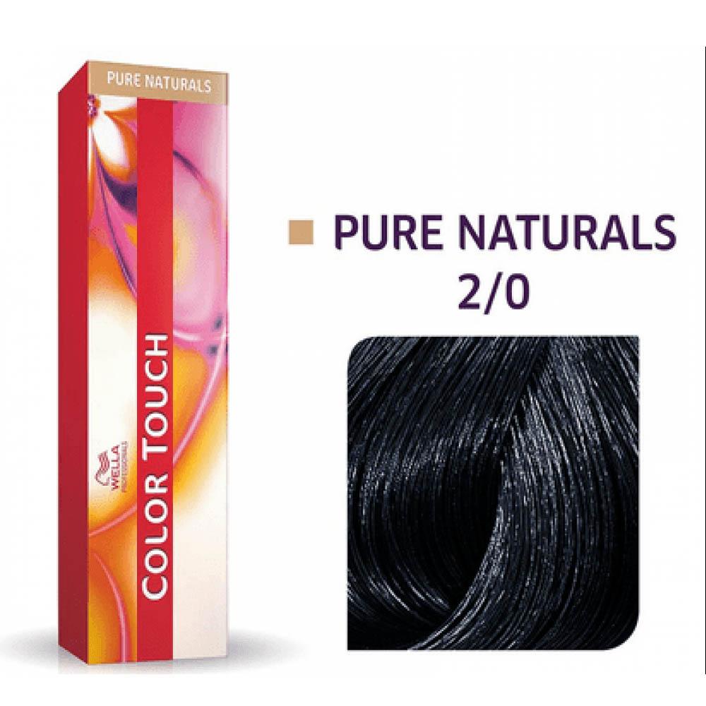 Tonalizante 2.0 preto - Color Touch