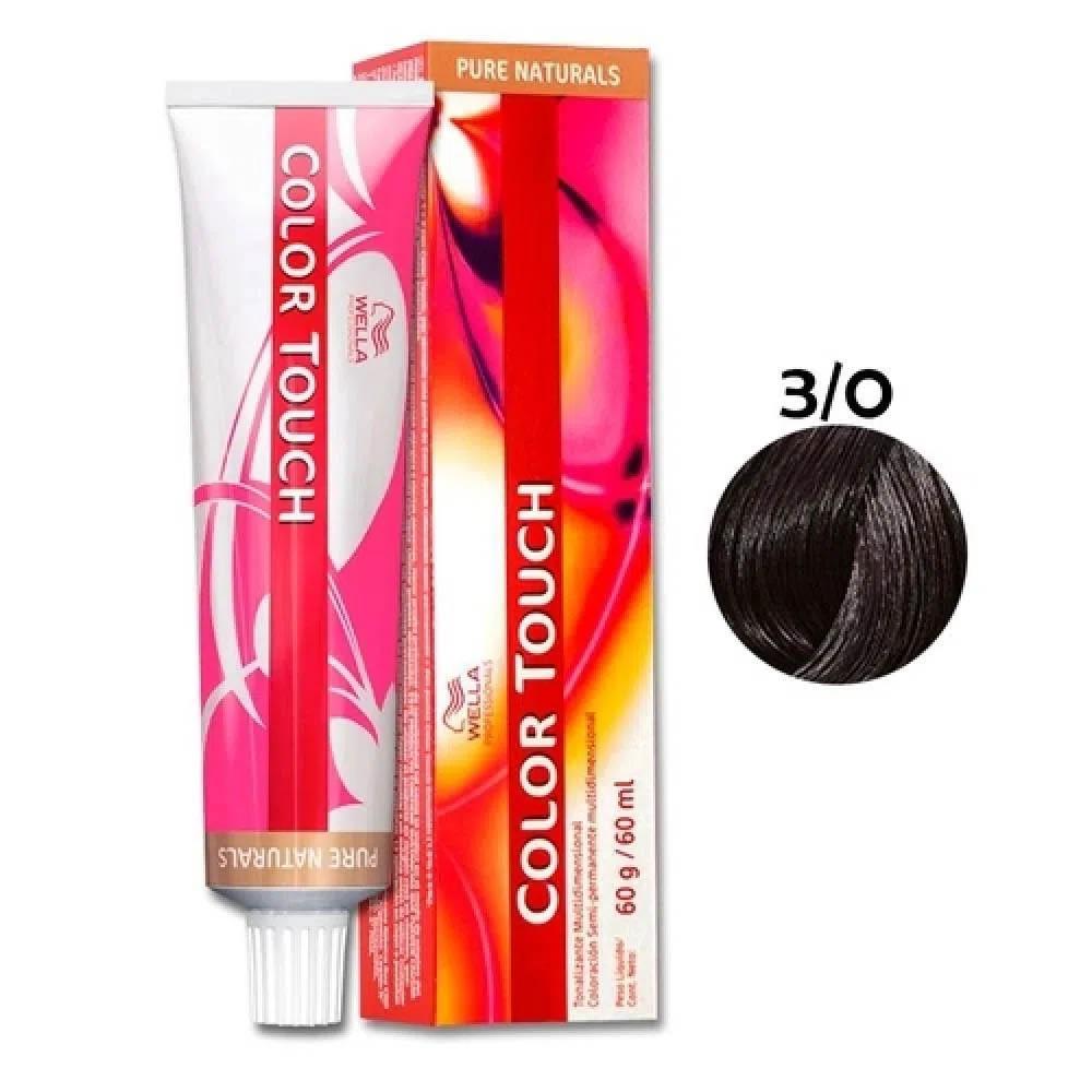 Tonalizante 3.0 castanho escuro - Color Touch