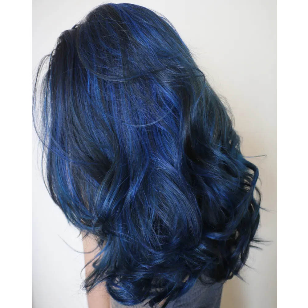 Tonalizante Color Express Fun Blue Rock 100m - Salon Line