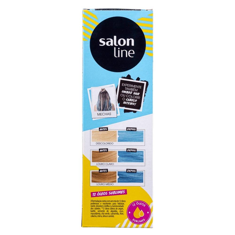 Tonalizante Color Express Fun Blue Unicorn 100ml - Salon Line