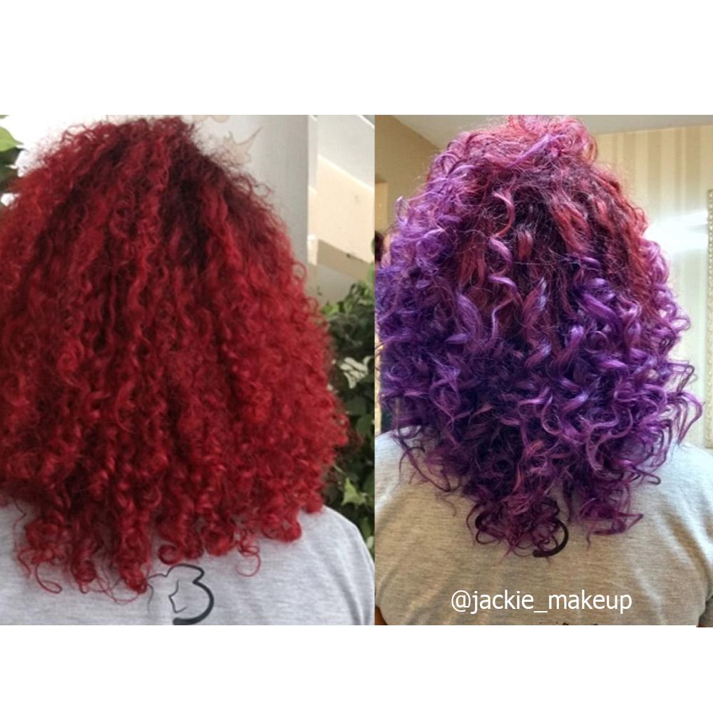 Tonalizante Color Express Fun Violet Fantasy 100ml - Salon Line
