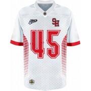 Camisa Of. Araras Steel Hawks Jersey Plus Fem. Mod2