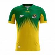 Camisa Of. Brasil Onças Tryout Inf. Mod1