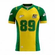 Camisa Of. Brasil Onças Tryout Inf. Mod4