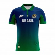 Camisa Of. Brasil Onças Tryout Polo Masc. Mod2
