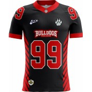 Camisa Of. Bulldogs F. A. Tryout Inf. Mod1