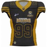 Camisa Of. Cacoal Bulldogs Jersey Masc. JG2