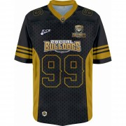 Camisa Of.  Cacoal Bulldogs Jersey Plus Inf. Mod2