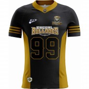 Camisa Of. Cacoal Bulldogs Tryout Fem. Mod2
