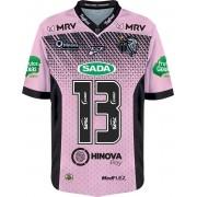 Camisa Of. Galo FA Jersey Fem. Outubro Rosa