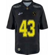 Camisa Of. Goiânia Saints Jersey Plus Fem. Mod1