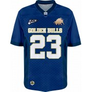 Camisa Of. Golden Bulls Jersey Plus Fem. Mod1