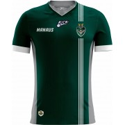 Camisa Of. Manaus F.A. Tryout Inf. Mod1