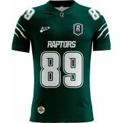 Camisa Of. Manaus Raptors Tryout Masc. Mod1