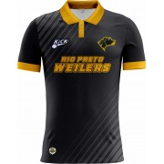 Camisa Of.  Rio Preto Weilers Tryout Polo Fem. Mod1