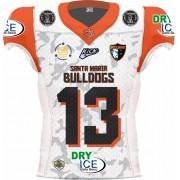 Camisa Of. Santa Maria Bulldogs Jersey Masc. JG2
