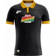 Camisa Of. São Luiz Roots Tryout Polo Fem. Mod1