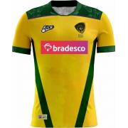 Camisa Of. Sel. Brasileira Rugby TUPIS Jg.1 Fem.