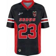 Camisa Of. Uberaba Zebus Jersey Plus Fem. Mod1