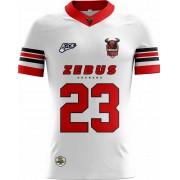 Camisa Of. Uberaba Zebus Tryout Inf. Mod2