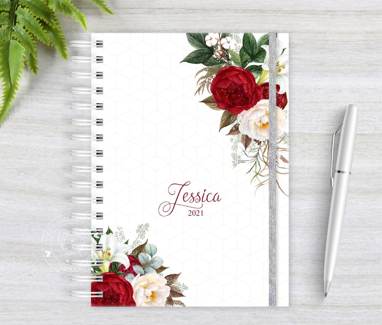 Agenda floral 2021