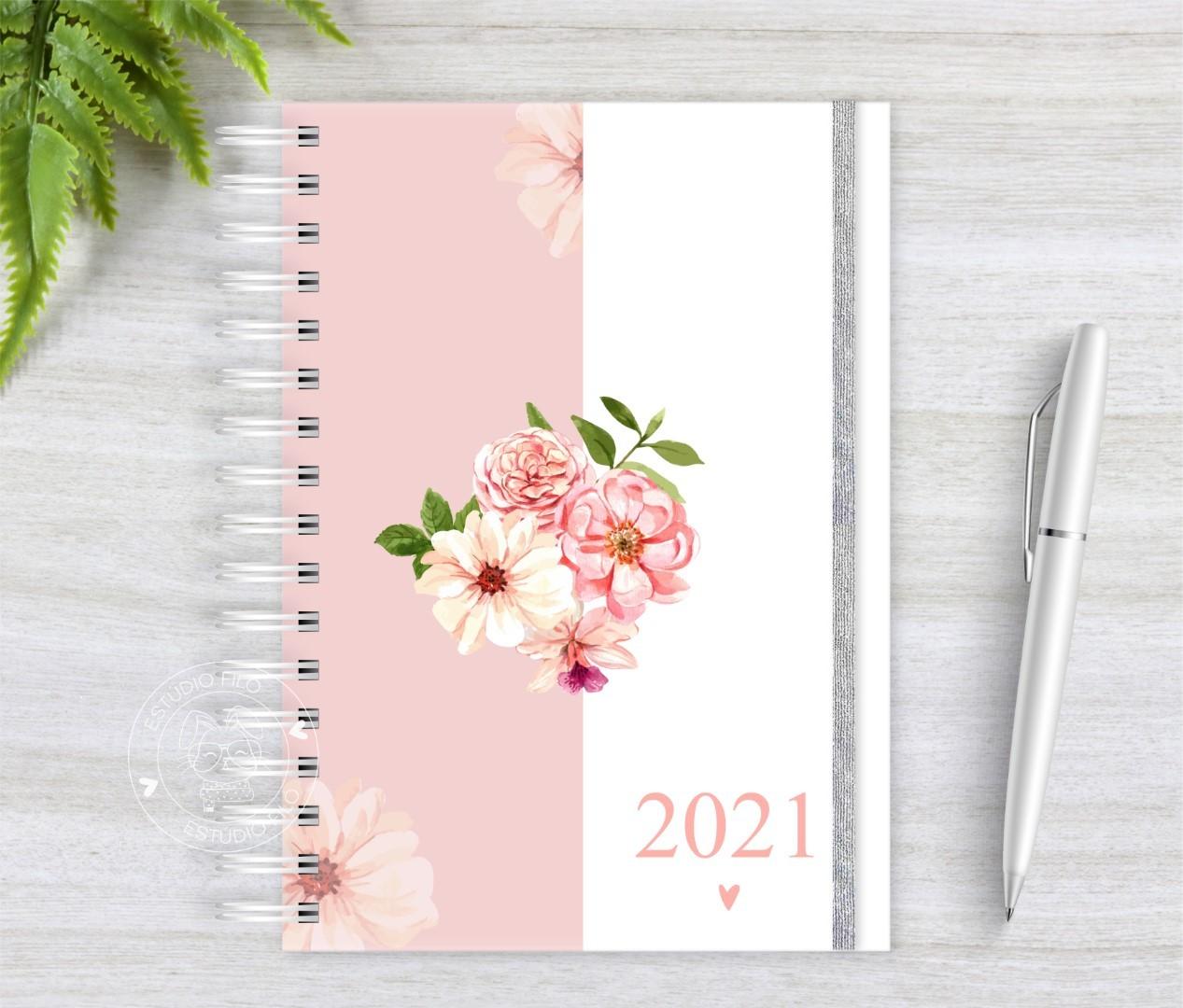 Agenda Permanente Floral
