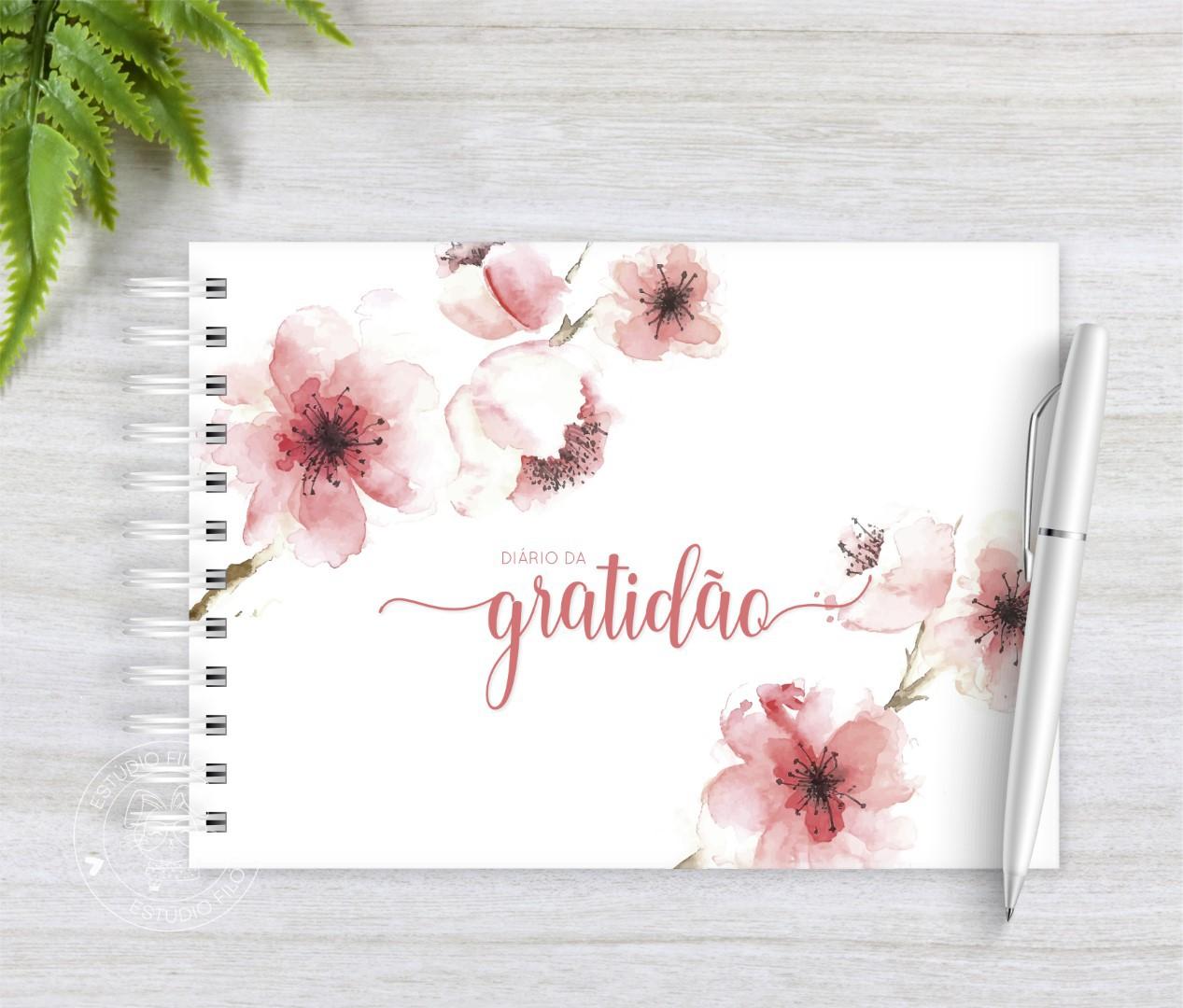 Diário da Gratidão cerejeira
