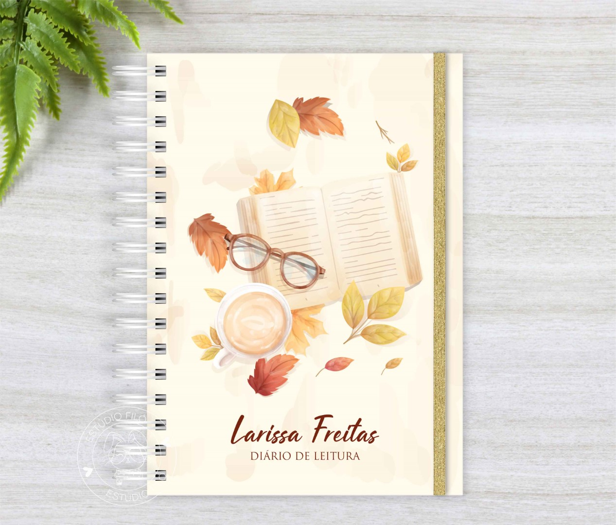 Diário de leitura outono