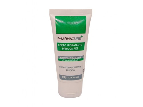 Hidratante para os pés Pharmacure 60g