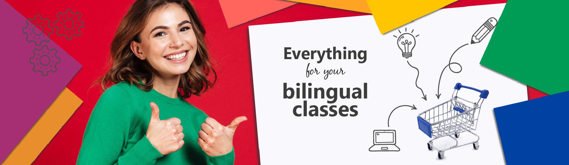For Teachers: tudo para as suas aulas na Educação Bilíngue