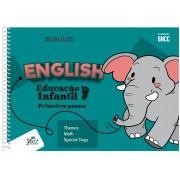 English Educação Infantil Primeiros Passos