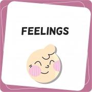 Let's learn about Feelings