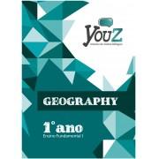 Livro Geography 1º ano Fund I Bilíngue