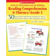 Reading Comprehension & Fluency Grade 1